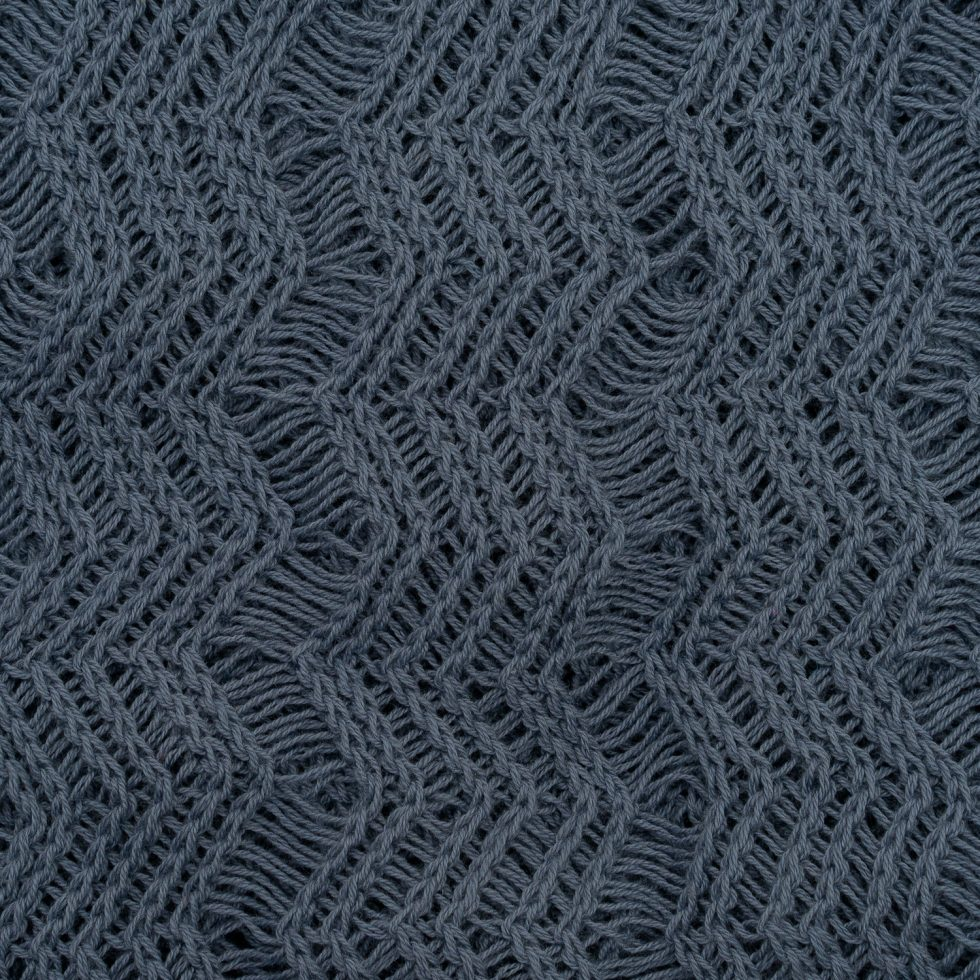 Denim Blue Shimmer Fabric