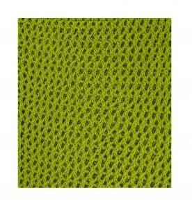 Lime Green Trellis Fabric Swatch